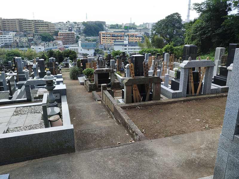 妙秀山 樹源寺 ゆとりある墓域