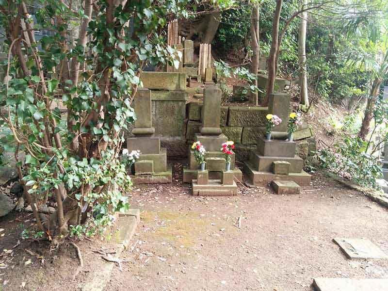 妙秀山 樹源寺 和型墓石