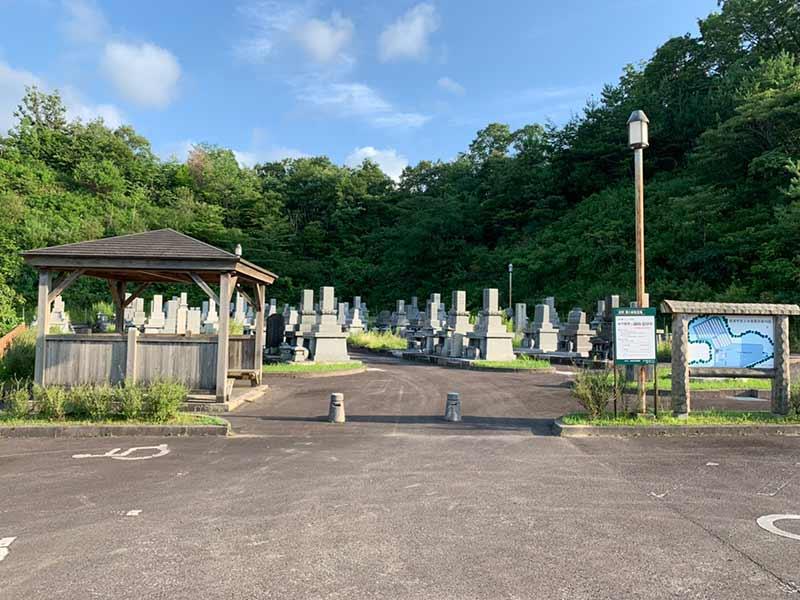 砺波市営 第2赤坂霊苑