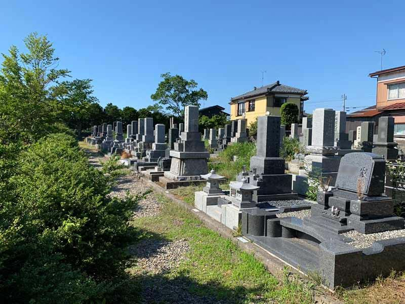 燕市墓地公園