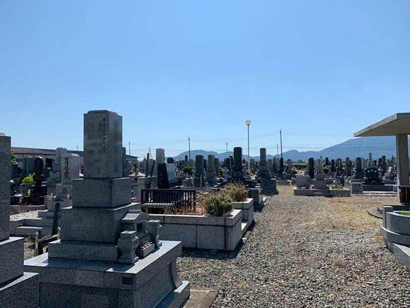 燕市営 吉田墓地公園
