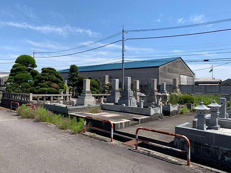 富山市営 岩瀬墓地