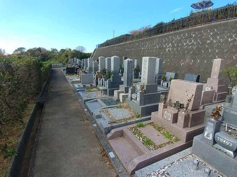 豊橋市営 東細谷墓地