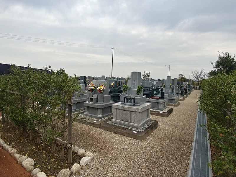 磐田市営 福田霊園