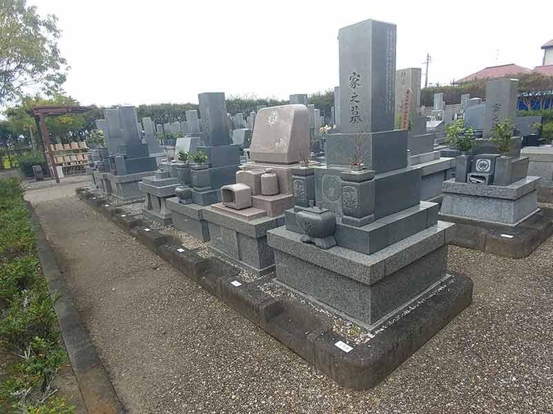磐田市営 竜愛霊園