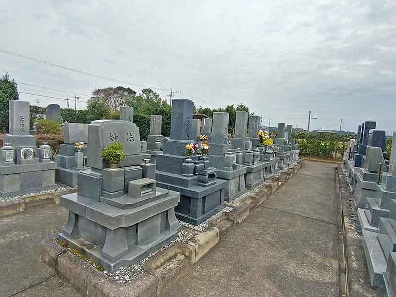 磐田市営 加茂西霊園