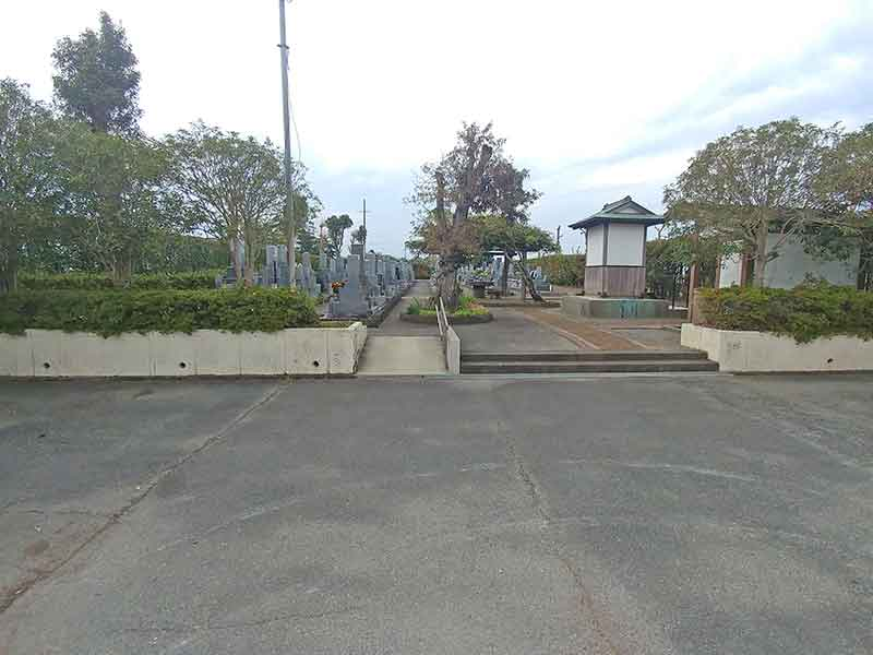 磐田市営 富里霊園