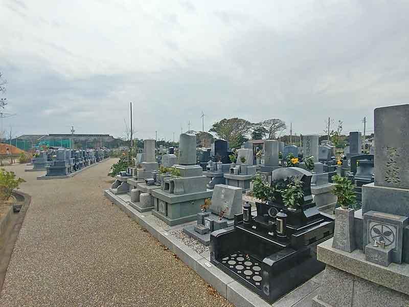 磐田市駒場霊園