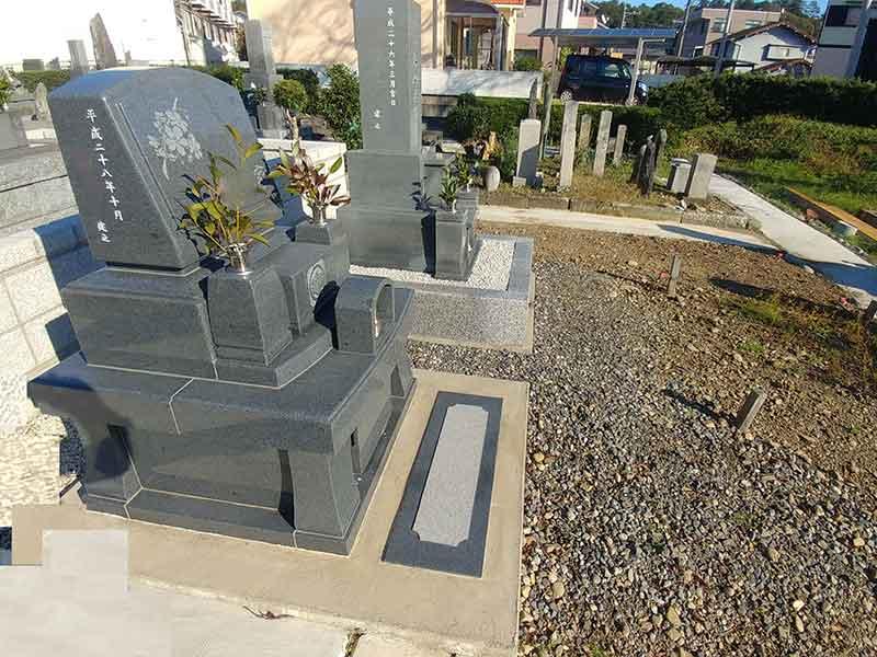 磐田市営 見付景ノ宮墓地
