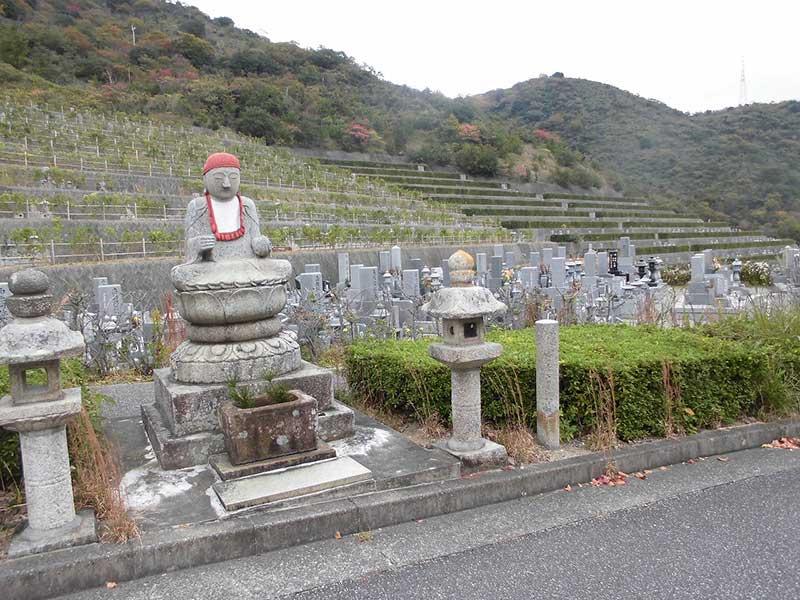 赤穂市営 赤穂高山墓園