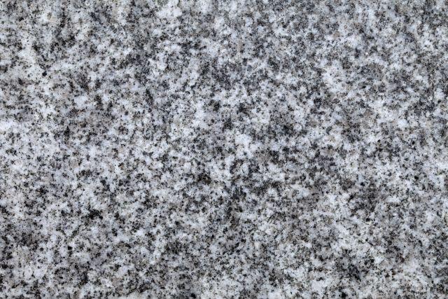 白御影石の石目