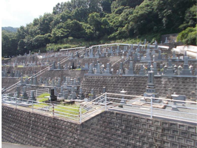 広島市営 前原墓地