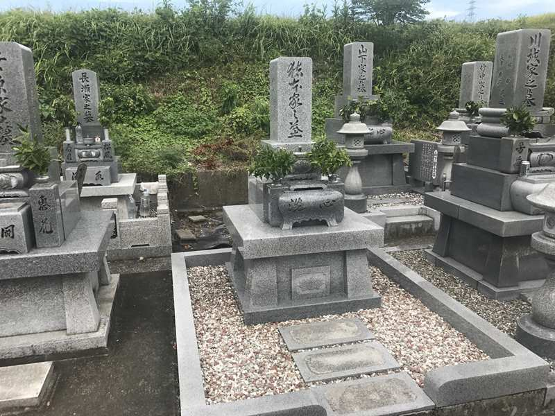 阿波市営 丸山墓地