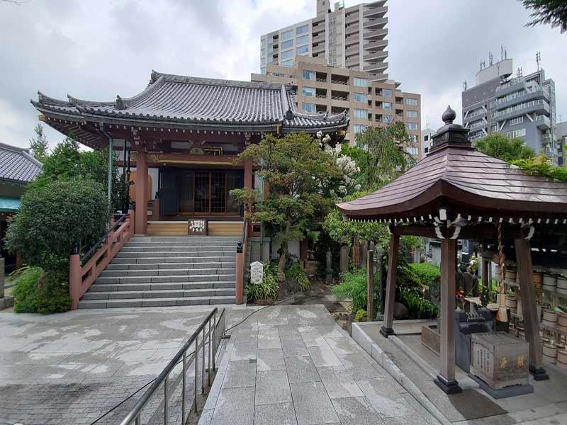 原宿 蓮光山 妙円寺