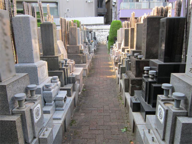 長耀寺墓苑