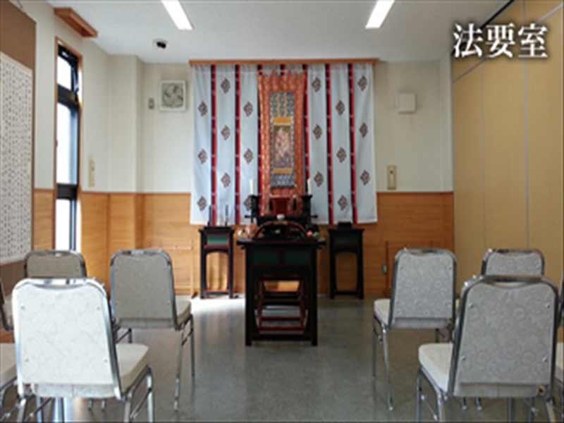 和光寺 メモリアルガーデン国分寺 暖かい雰囲気の供養施設