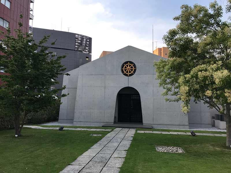 養国寺 シムティエール外苑の杜 本堂外観