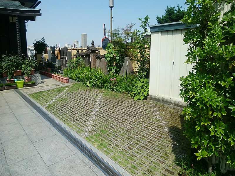 豊島染井樹木葬墓地