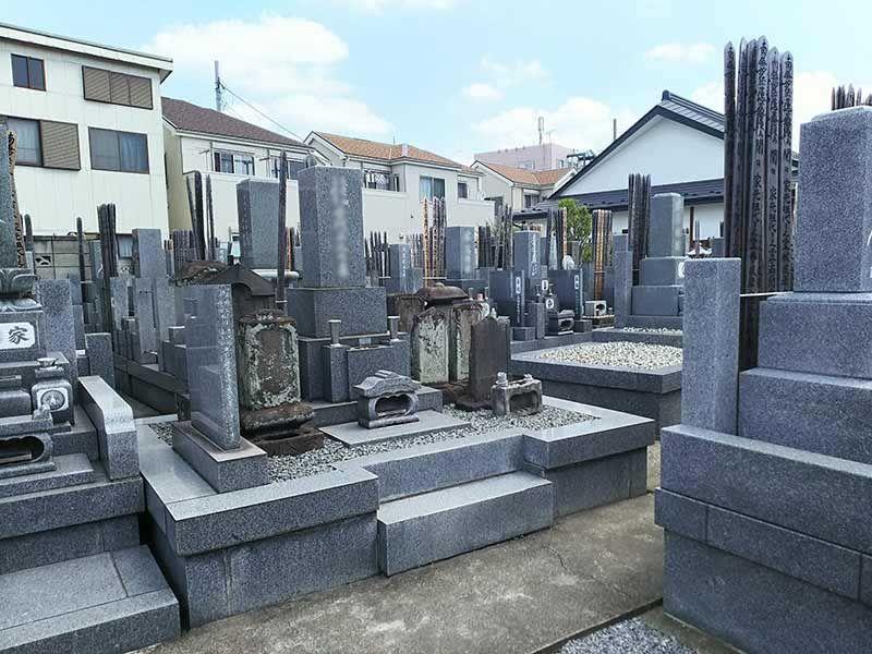 北綾瀬樹木葬墓地