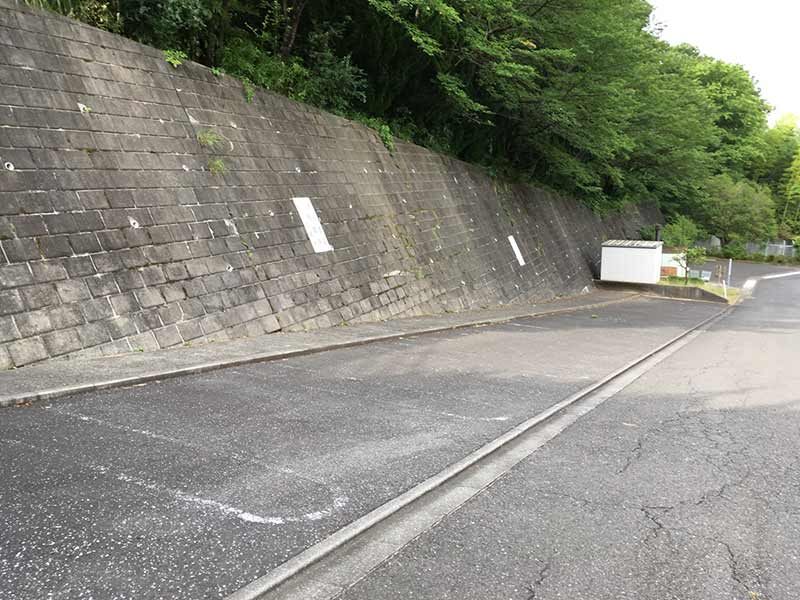 グリーンパーク新町田霊園 駐車場