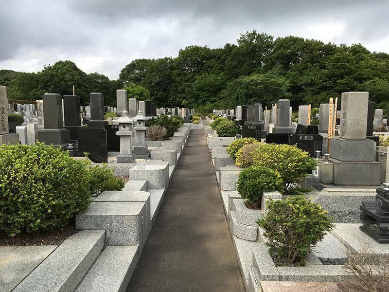 グリーンパーク新町田霊園 永代使用料が1㎡あたり25万円とお求めやすい価格設定のお墓です