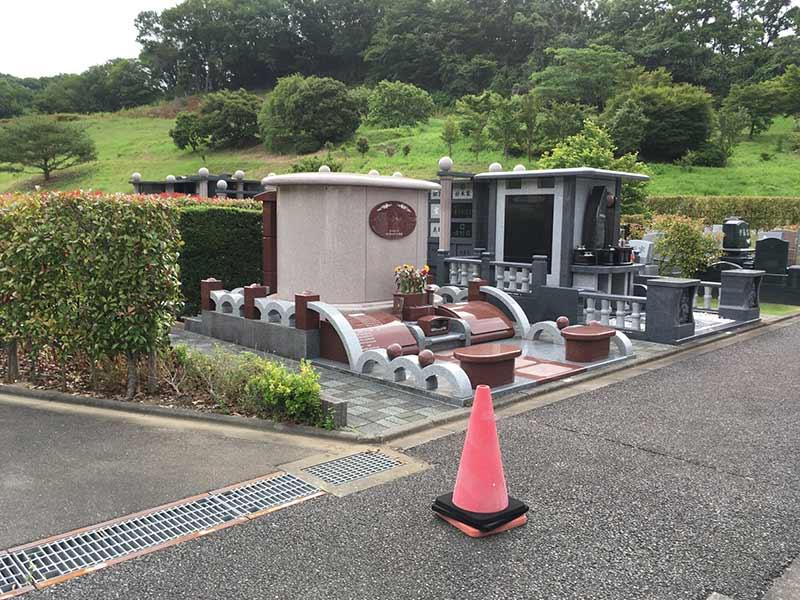 グリーンパーク新町田霊園 永代供養墓