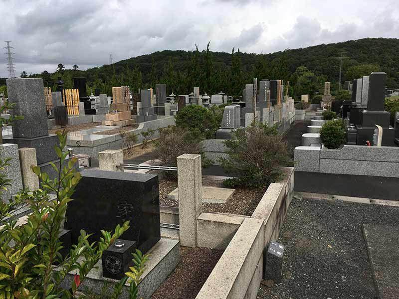 グリーンパーク新町田霊園 恵まれた自然環境の霊園