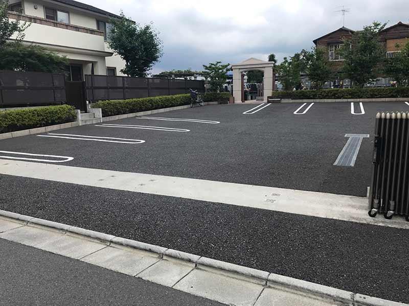 シムティエール山手の杜 駐車場完備