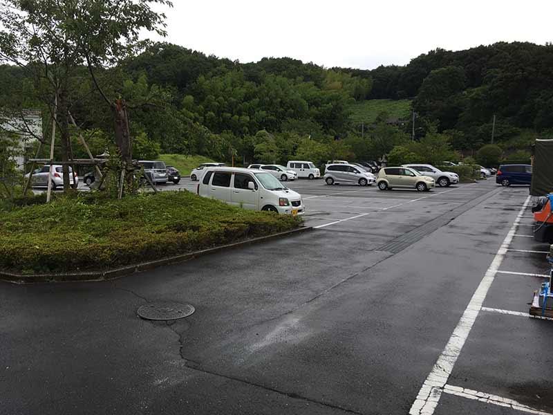 合掌の郷 町田小野路霊園 駐車場⑤