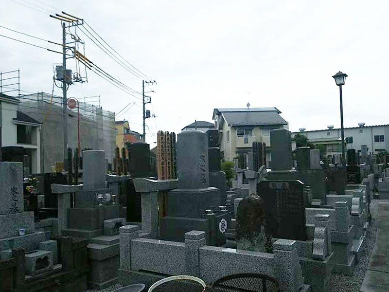瑞江樹木葬 緑風苑