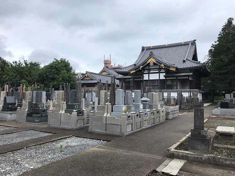 桜上水 みたま墓苑