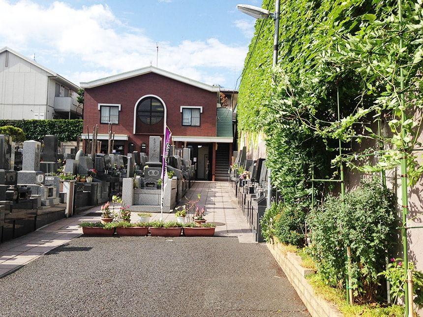れんげ山霊園3