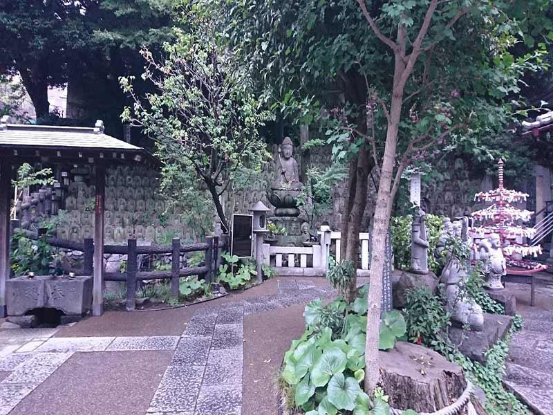 松林山 大圓寺(大円寺|通称:大黒寺) 伝統ある大円寺石仏群