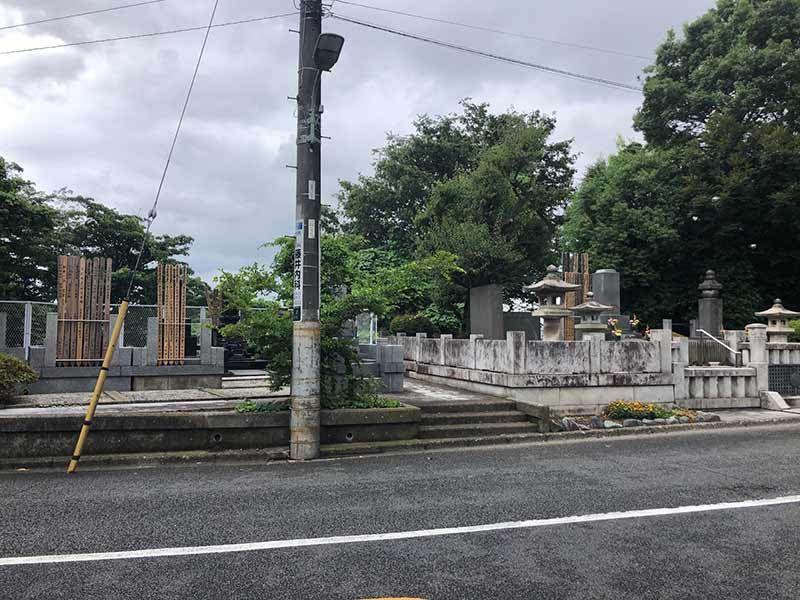 大田妙樹苑 樹木葬墓地 解放感がある墓地