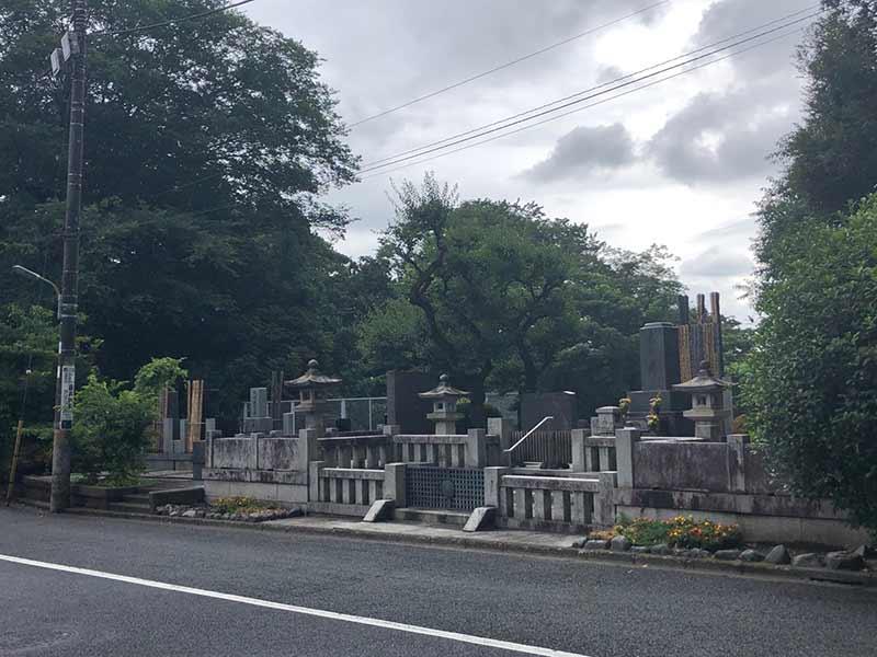 大田妙樹苑 樹木葬墓地 自然豊かな墓域