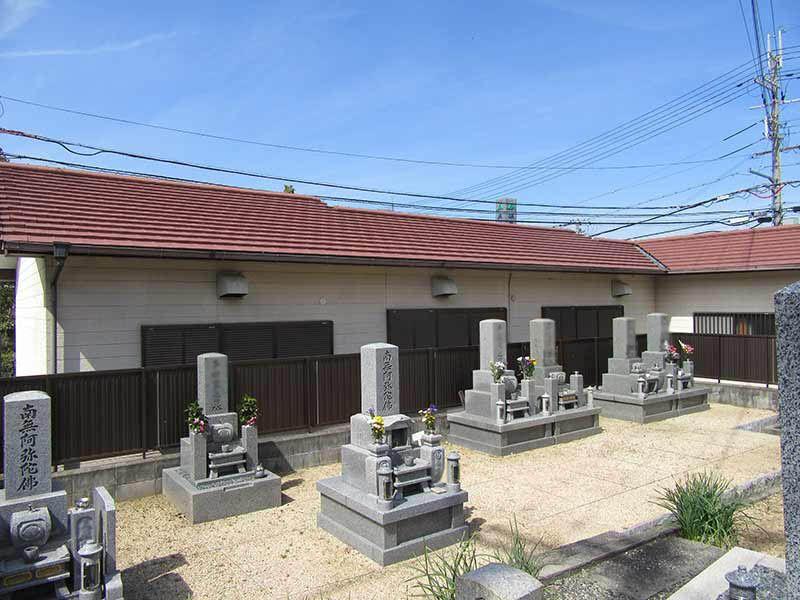 高岸寺墓地
