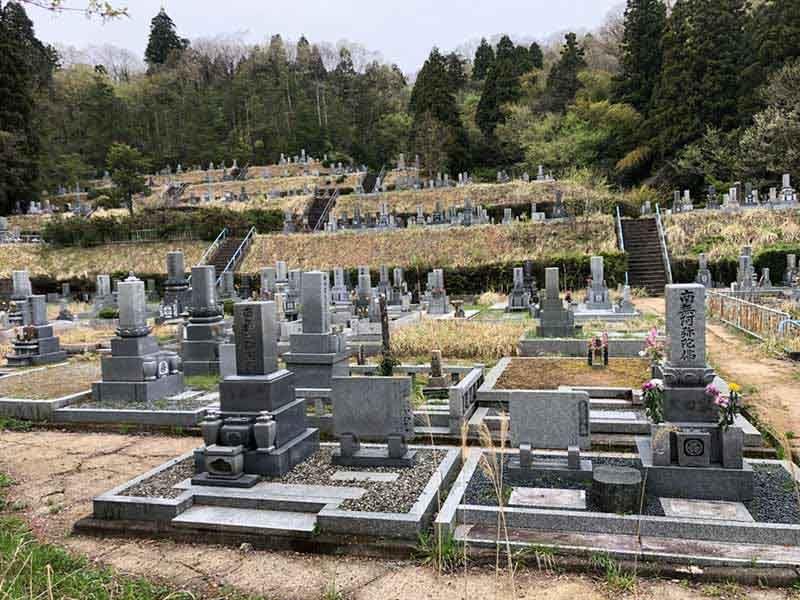 福井市営 東山墓地公園