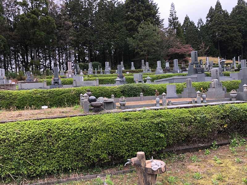 恵松霊苑 高尾墓地 6区