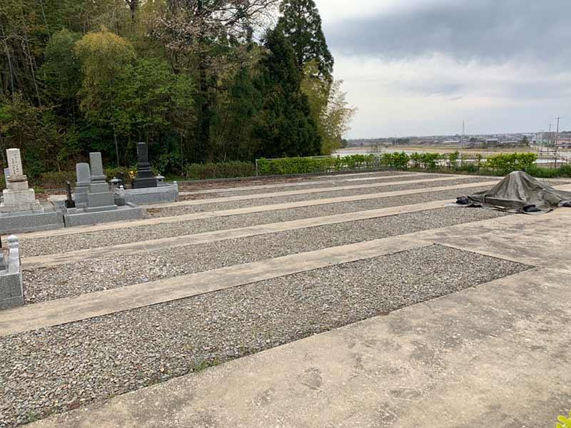 かほく市営 高松墓園