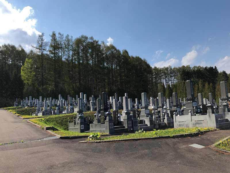 紋別市営 紋別墓園