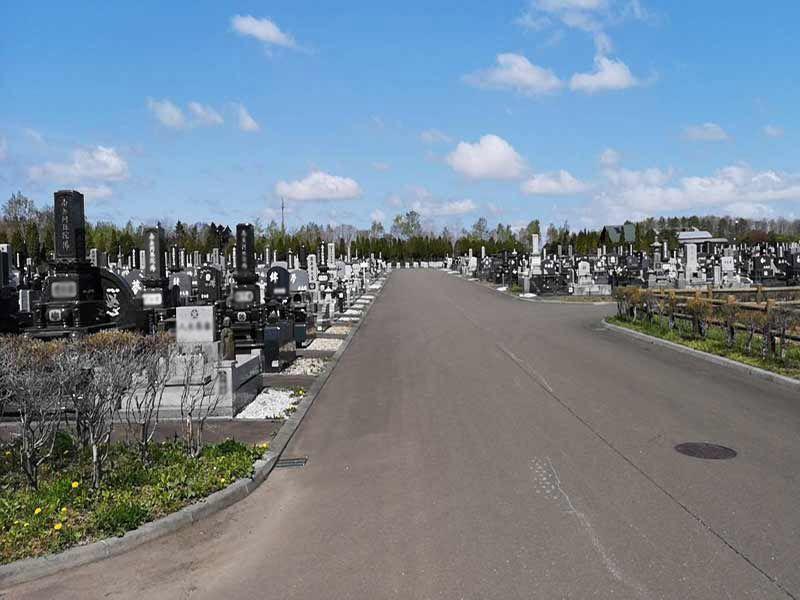 恵庭市営 恵庭第3墓園