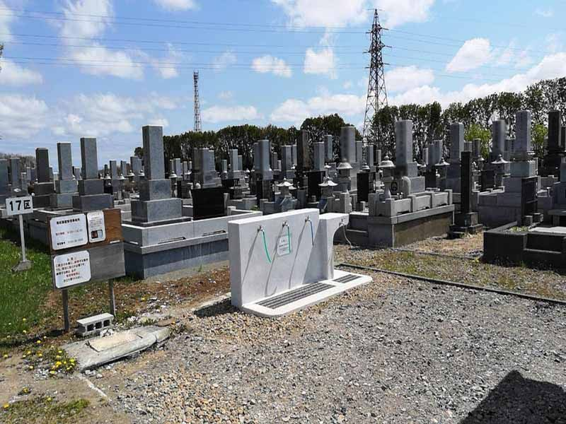 恵庭市営 恵庭墓園