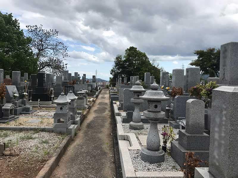 福山市営 奈良津墓苑