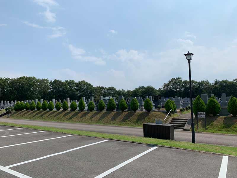 射水市営 太閤山公園墓苑