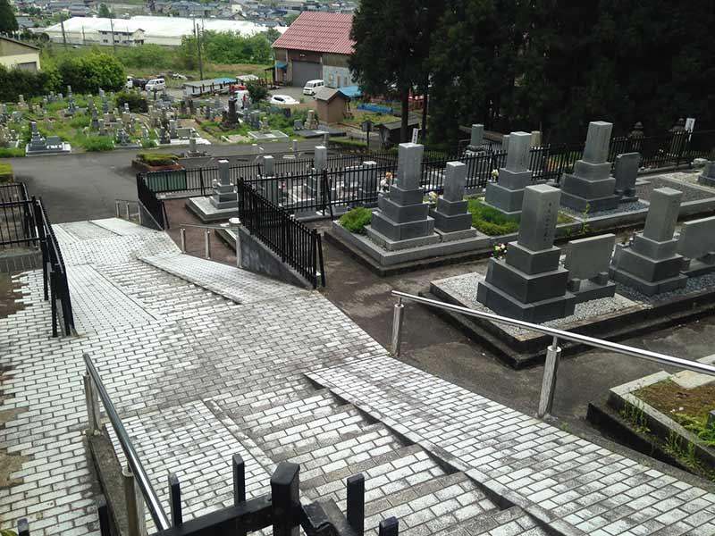 越前市営 佐山鹿ノ楽墓園