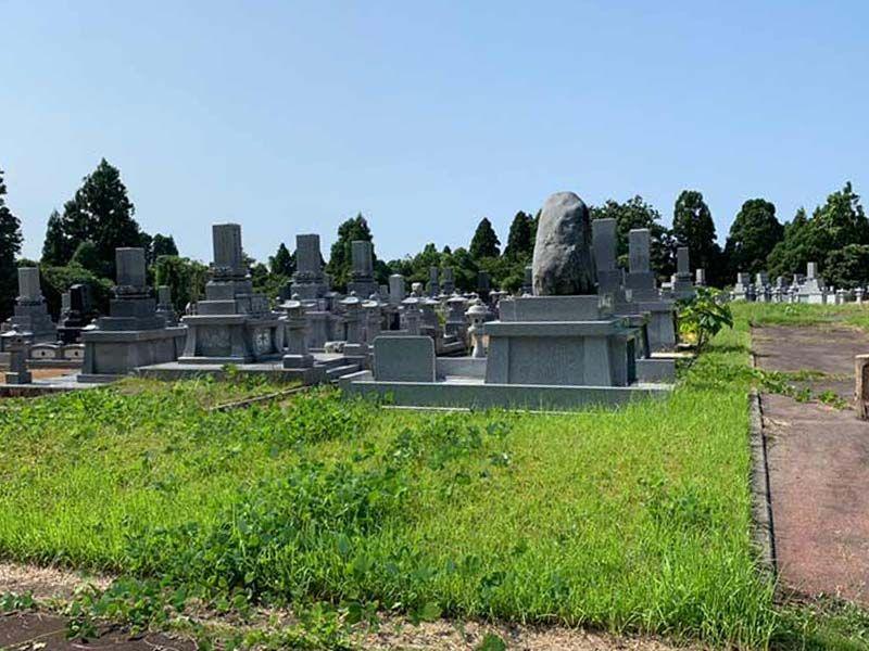 黒部市営 宮野墓地