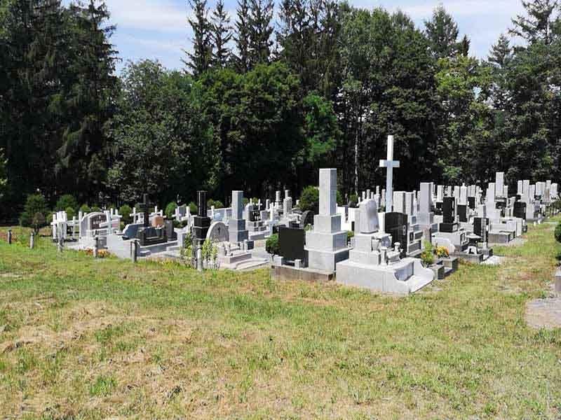 帯広市緑ケ丘墓地 宗教不問の公営墓地