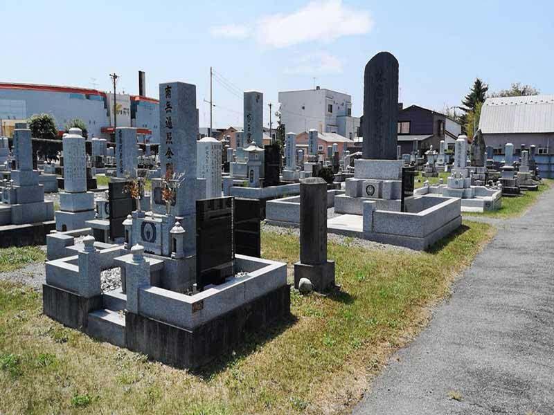 帯広市帯広墓地