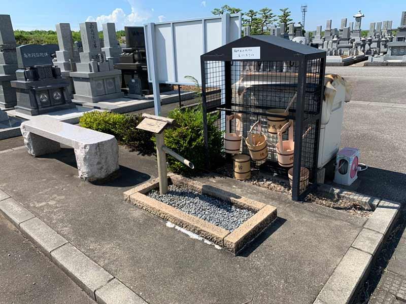 大島メモリアル墓苑