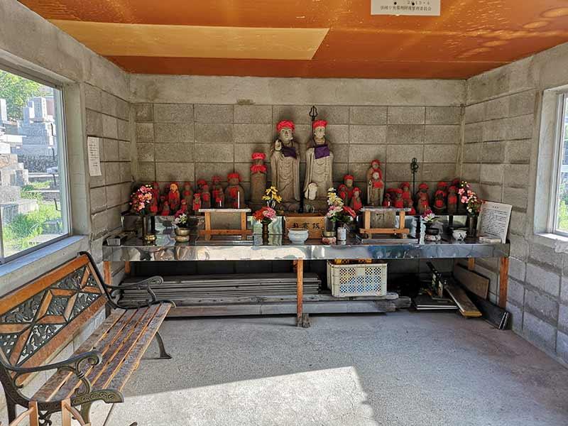 小樽市営 張碓墓地